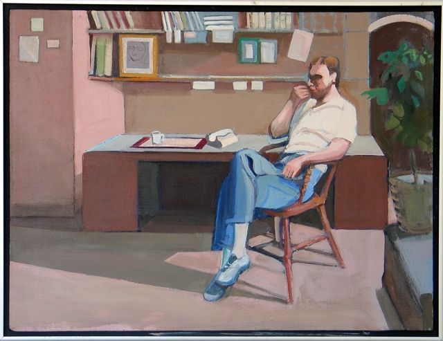 , 'Portrait of Buck,' 1980, Kim Eagles-Smith Gallery