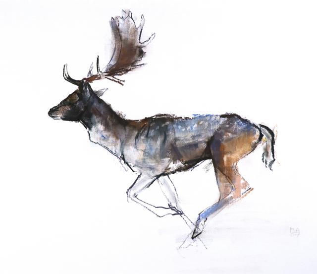Mark Adlington, 'Running Buck', 2007, Tanya Baxter Contemporary