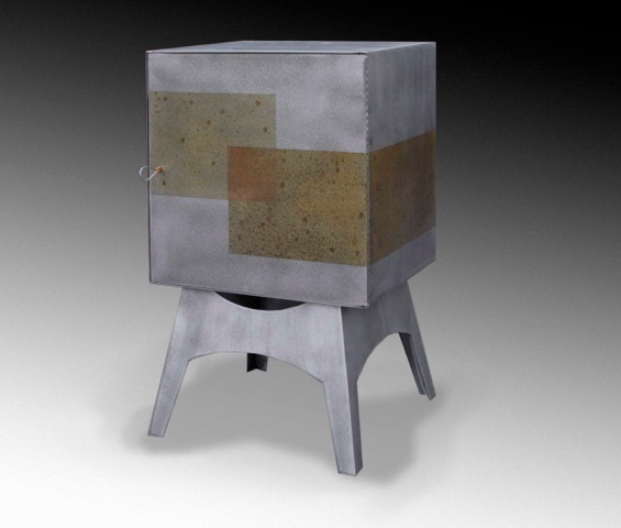 , 'Side Table (please see the additional image for an interior view),' , Zenith Gallery