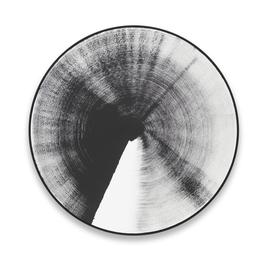 Turn and Slip, 120, black and white ¾