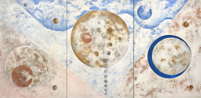 , 'BEGINNING II,' 2018, Walter Wickiser Gallery