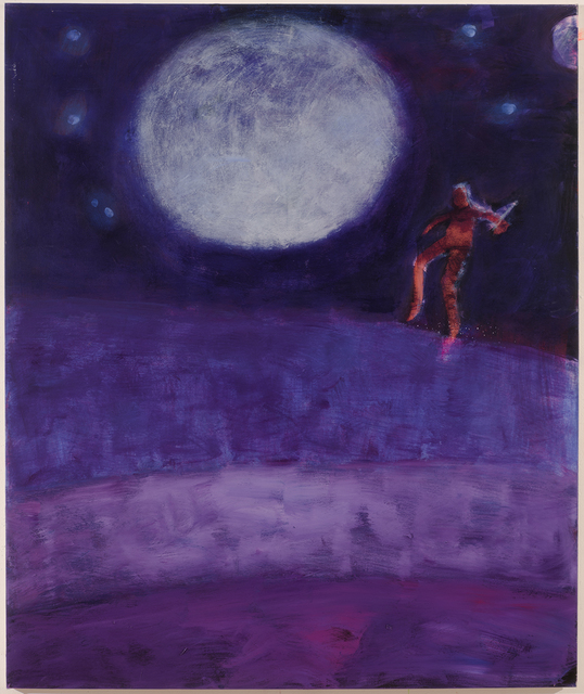 , 'Moon Jumper,' 2016, Sperone Westwater
