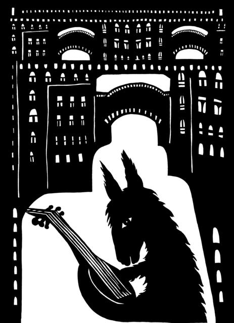 Andrea Dezsö, 'Grimm Illustrations: The Little Donkey', 2014, Pucker Gallery