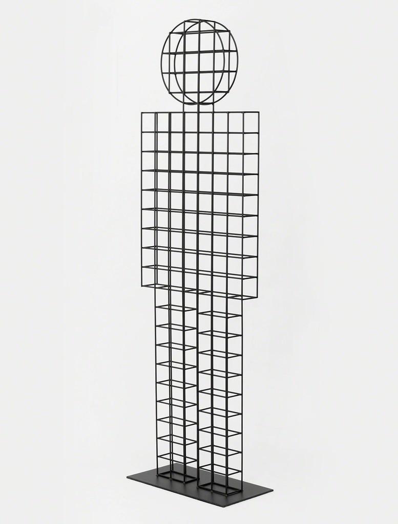 RO/LU, 'Uncertain Surface (standing man),' 2014, Patrick Parrish Gallery