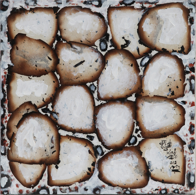 , 'Bread Wings A,' 2012, 10 Chancery Lane Gallery