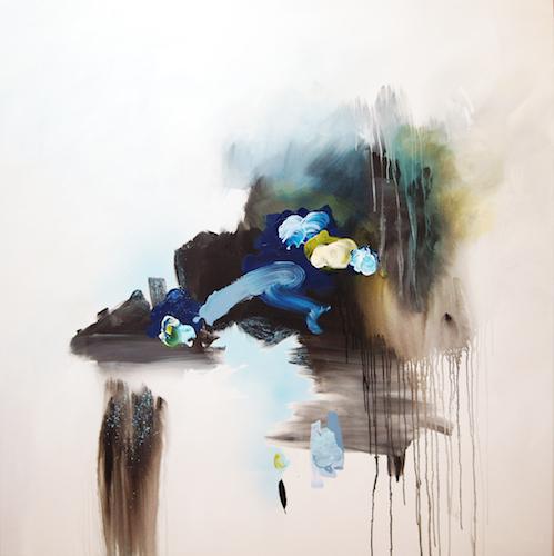 , ' Blueberry and Lime Sorbet,' 2016, Artêria