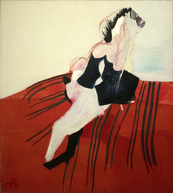 , 'A Sitter,' 1970, Heather James Fine Art