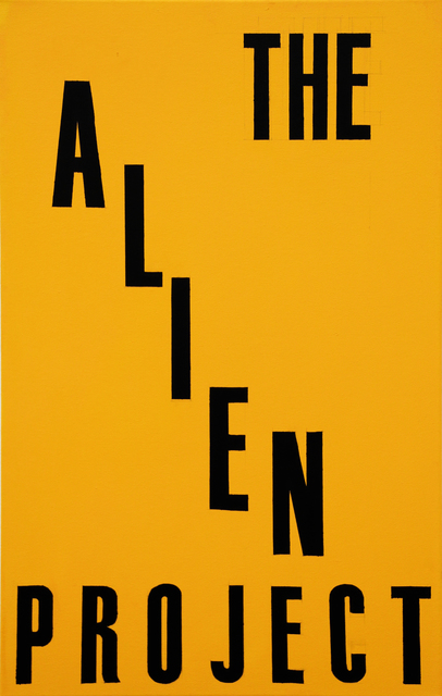 , 'Alien Project,' 2011, Ribordy Contemporary