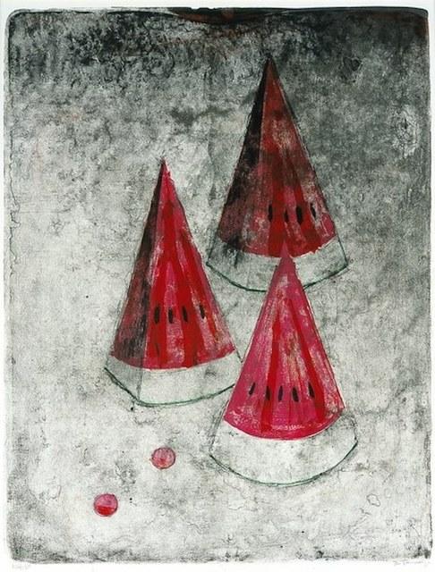 Rufino Tamayo, 'Pastèque #2, from Mujeres', 1969, Art Market Liaison