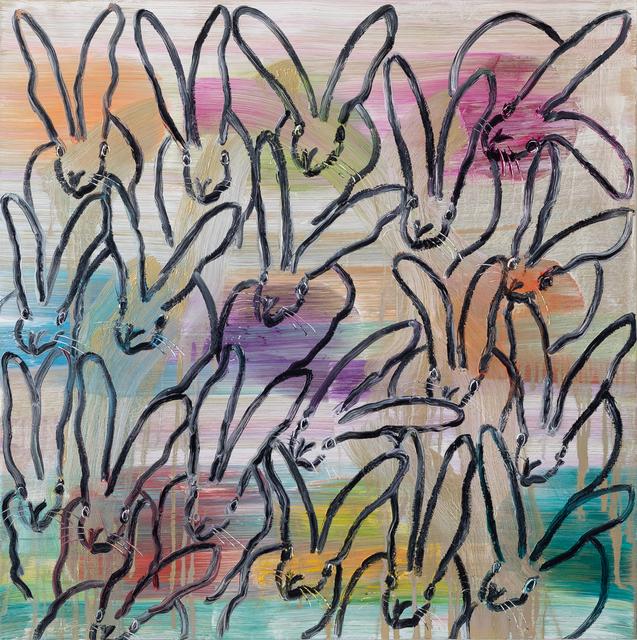 Hunt Slonem, 'Untitled', 2019, Laura Rathe Fine Art