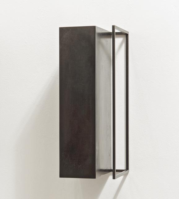 , 'Resonance Shape-V,' 2018, Galerie Floss & Schultz