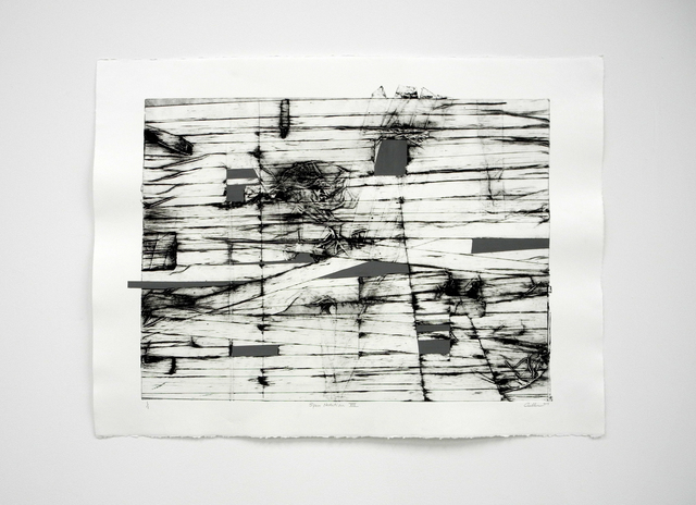 , 'Space Notation 8,' 2014, Litvak Contemporary