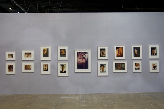 Birgit Jürgenssen, 'Untitled (Body Projection)', 1986-1988, Gwangju Biennale