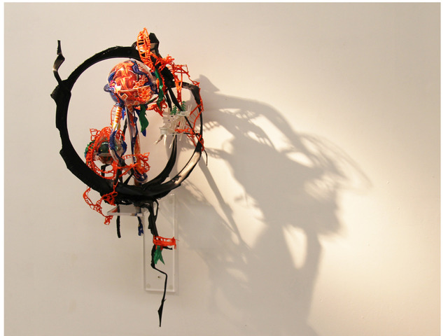 , 'Sweet bubble,' 2017, Galería Weber-Lutgen
