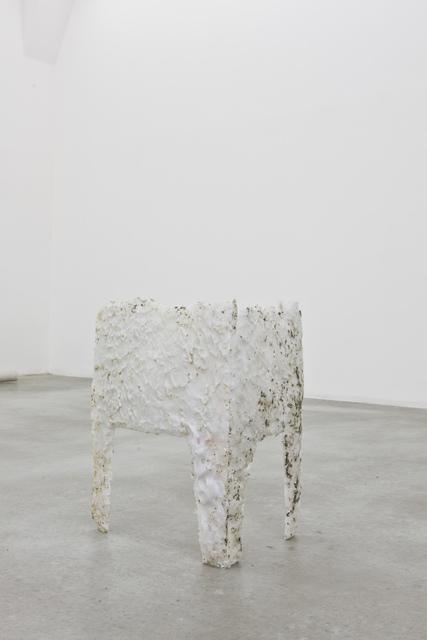 , 'Mezzobusto,' 2014, SpazioA