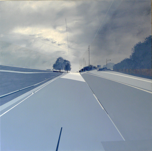 , 'Lost Landscape #2,' 2017, Mark Moore Fine Art