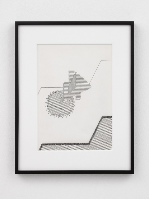 Dom Sylvester Houédard, 'Untitled', 1967, Drawing, Collage or other Work on Paper, Typed page, Lisson Gallery
