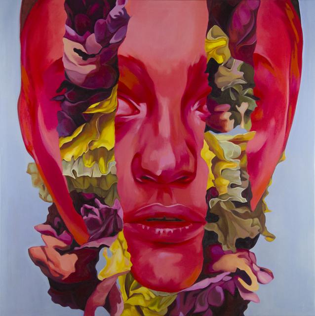 , 'De Las Rasgaduras Salen Flores (From the Rips come Flowers),' 2015, Steidel Contemporary