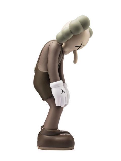 KAWS, 'SMALL LIE BROWN', 2017, Sculpture, Vinyl, paint, Marcel Katz Art