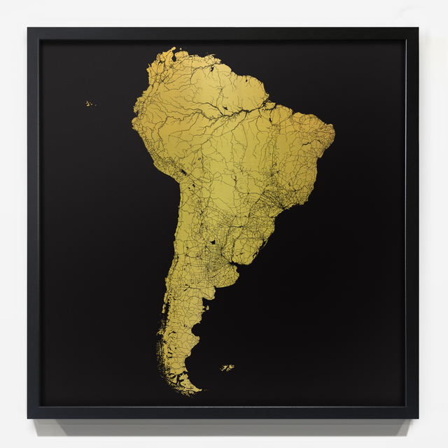 , 'Sacred Continent South America,' 2017, London Contemporary Art / Store Street Gallery