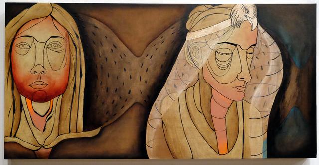 , 'Eagle Bride,' 2013-2014, ANNO DOMINI