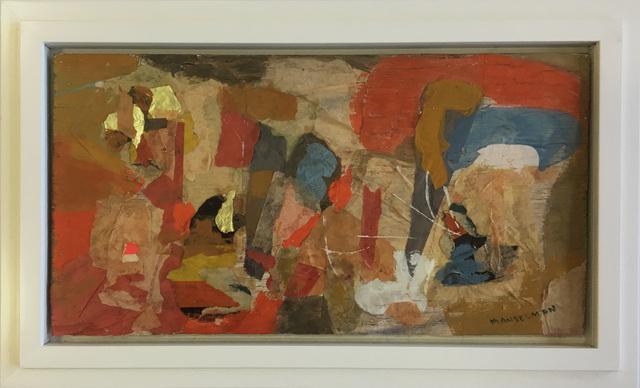 , 'Fireworks (50-COL33),' ca. 1955, 203 Fine Art