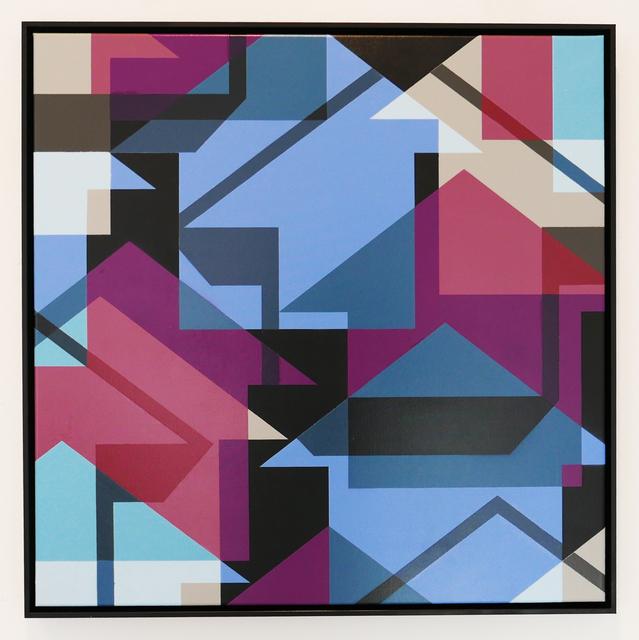 , 'Januar,' 2016, Galerie SOON