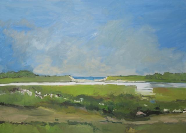 , 'Great Summer Day (Wainscott Pond),' ca. 2017, MM Fine Art