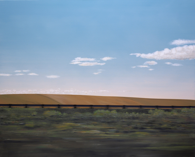 Fred Holcomb, 'No Man's Land', Linda Hodges Gallery