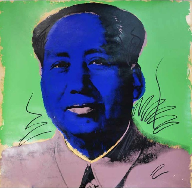 , 'Andy Warhol, Mao ( II 90), Screenprint, 1972,' 1972, Shapero Modern