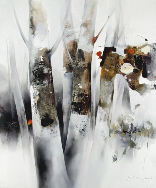 Hyun Jou Lee, 'Inner view I', 2019, Thompson Landry Gallery