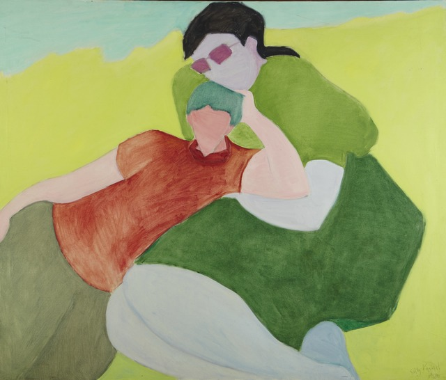 , 'Mother and Son,' 1968, Childs Gallery