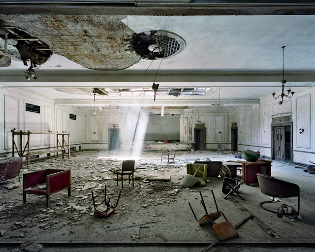 , 'Ballroom, American Hotel,' 2007, Tristan Hoare