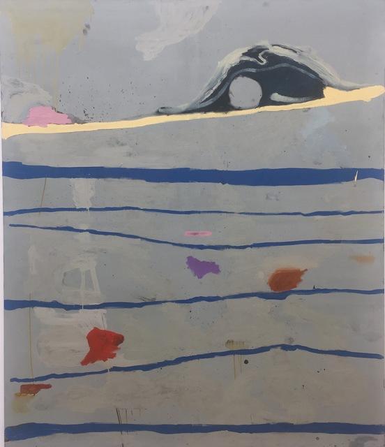 , 'Ohne Titel (Landschaft),' 2017, Galerie Britta von Rettberg