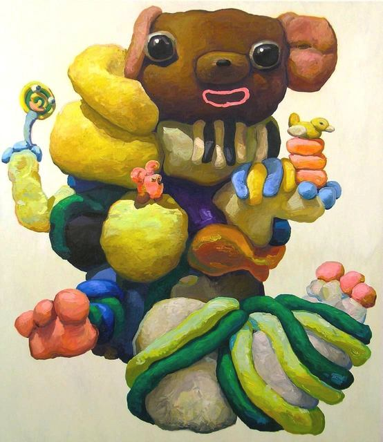 , 'Mouse and Pink Rabbit,' 2015 BCE, Askeri Gallery