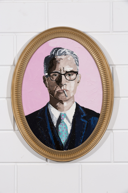, 'Gentleman,' 2016, Orit Fuchs