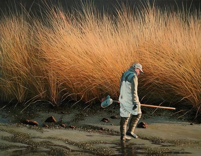John Mansueto, 'Tasking for Mollusk', 2019, The Galleries at Salmagundi
