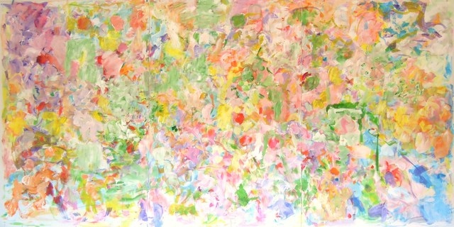 , 'Echappées 7036,' 2017, Galerie Marie-Robin
