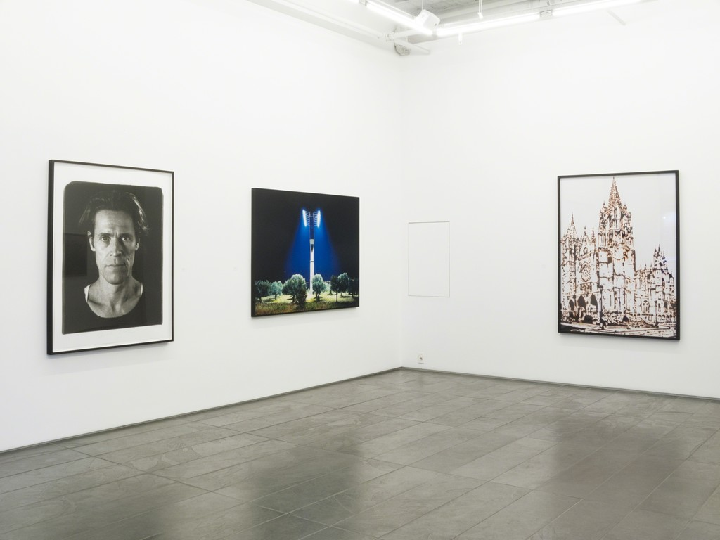Chuck Close - Panos Kokkinias - Vik Muniz
