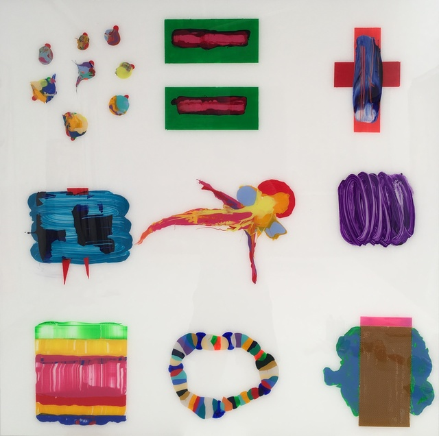 , 'Insectarium I,' 2016, Kahn Gallery