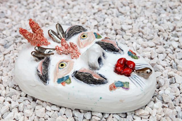 , 'Mask,' 2019, Antonine Catzéflis