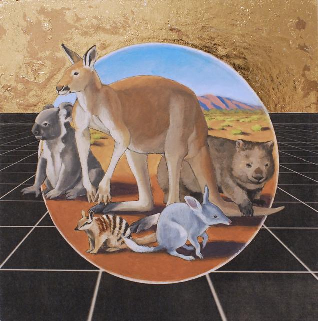Alexis Kandra, 'Australian Outback', 2019, Deep Space Gallery