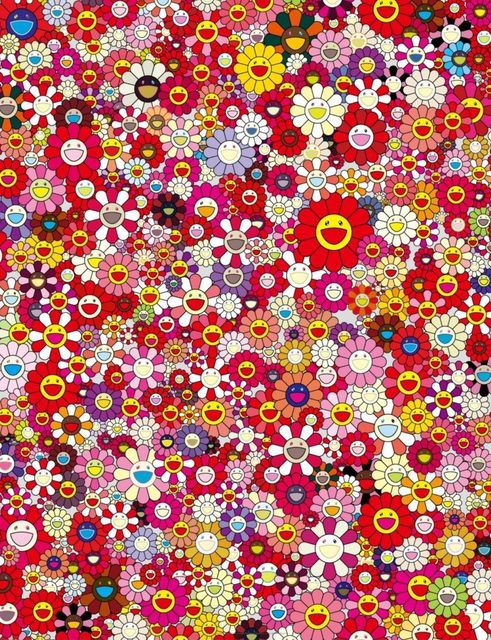 Takashi Murakami, 'An Homage to Monopink 1960 E', 2020, Print, Offset print, Vogtle Contemporary