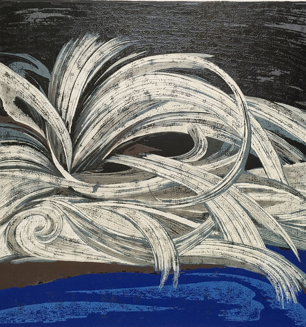 , 'Wind Playing with the Ocean Waves,' 1999, Katrine Levin Galleries