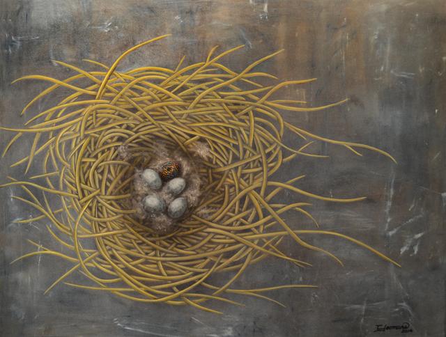 , 'Ukrainian Raven,' 2014, Fazakas Gallery