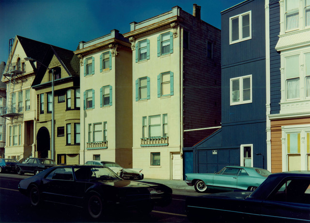 , 'Scott Street, San Francisco, California, August 2, 1973,' , Edwynn Houk Gallery