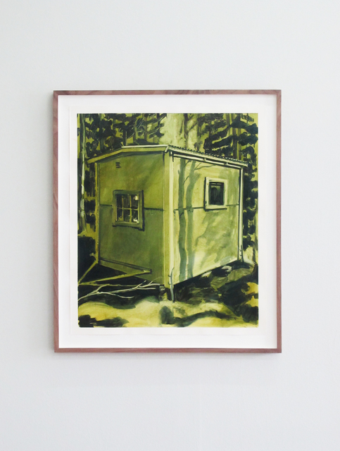 , 'The Cabin II,' 2014, V1 Gallery