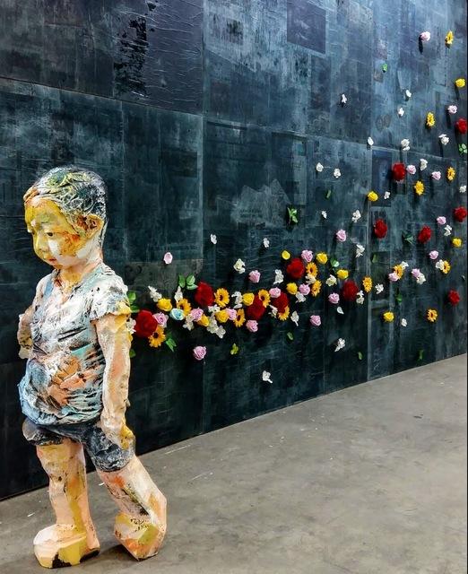 , 'Paint 2,' 2017, Habatat Galleries
