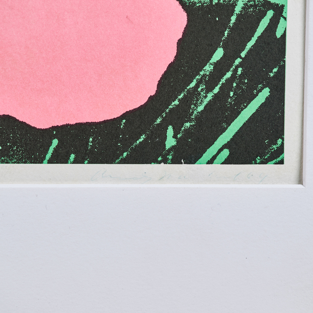 Andy Warhol, 'Flowers', 1964, Print, Offset lithograph in colors (framed), Rago/Wright