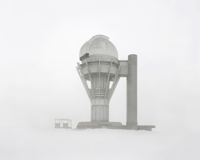 , 'Restricted Areas: Deserted Observatory. Kazakhstan, Almaty region. ,' 2015, Almanaque